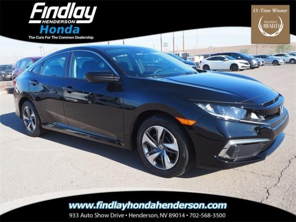 2020 Honda Civic in Henderson, NV