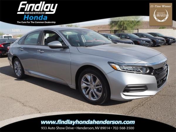 2020 Honda Accord in Henderson, NV