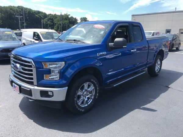 2017 Ford F-150 in Milford, CT