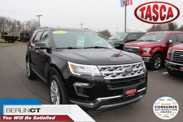 2019 Ford Explorer in Berlin, CT