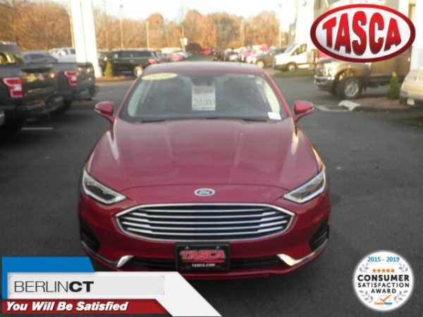 2019 Ford Fusion in Berlin, CT