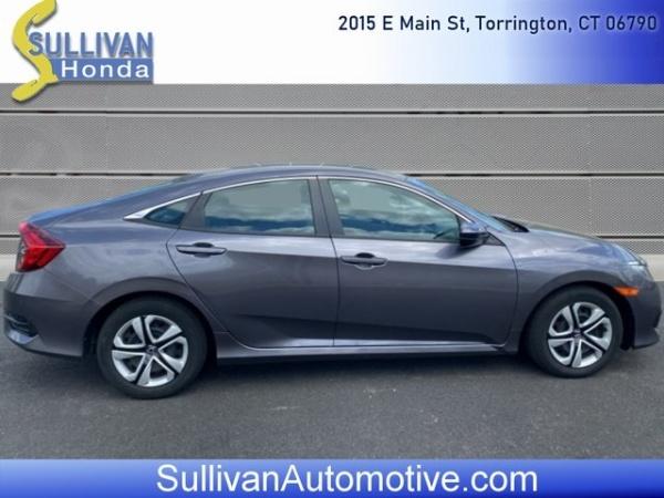 2018 Honda Civic in Torrington, CT