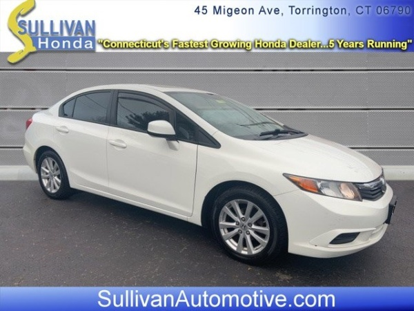 2012 Honda Civic in Torrington, CT