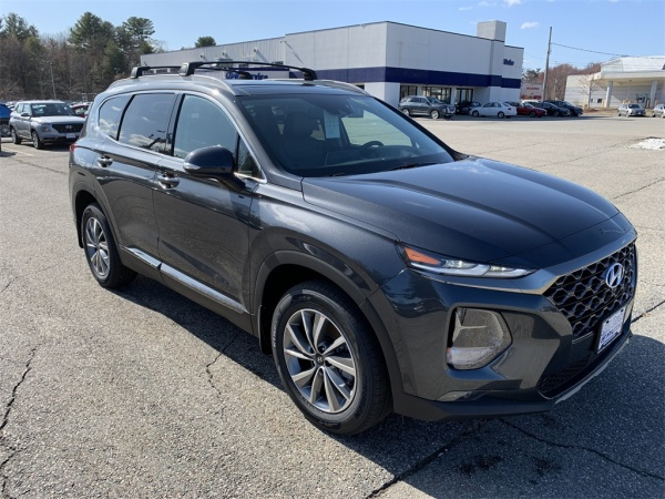2020 Hyundai Santa Fe in Wilmington, MA