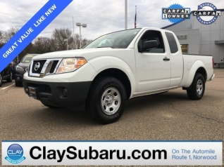 2017 Nissan Frontier S King Cab 2wd Auto For In Norwood Ma