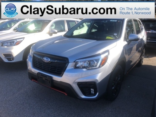 2020 Subaru Forester in Norwood, MA