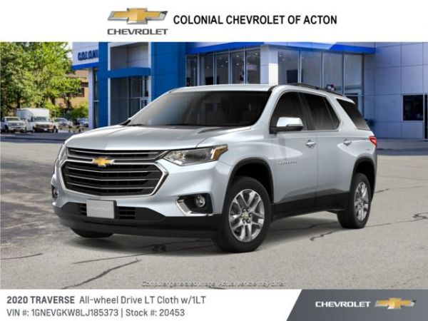 2020 Chevrolet Traverse in Acton, MA