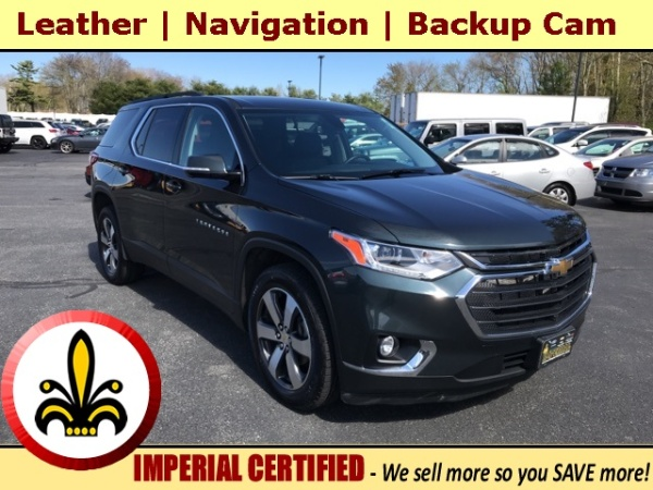 2020 Chevrolet Traverse in Mendon, MA