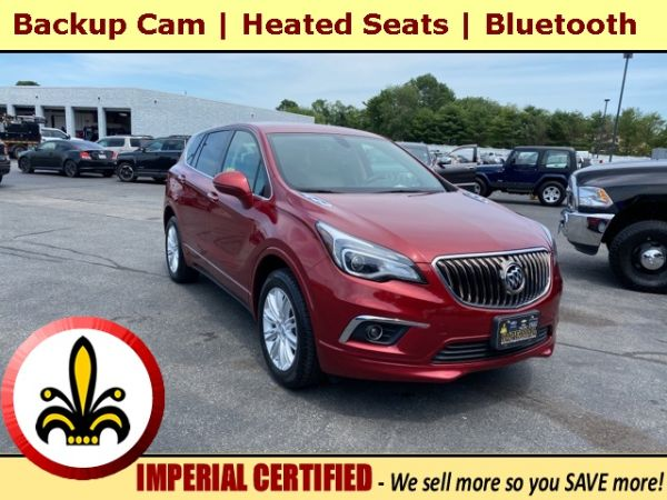 2017 Buick Envision in Mendon, MA