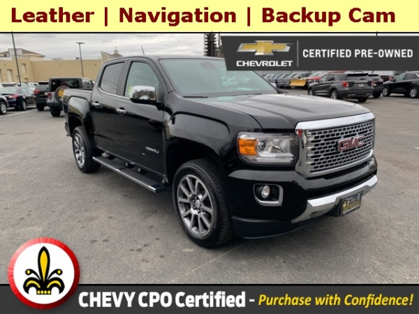 2018 GMC Canyon in Mendon, MA