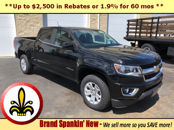 2019 Chevrolet Colorado in Mendon, MA