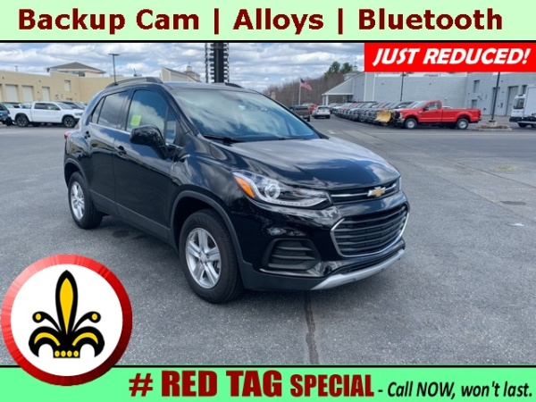 2020 Chevrolet Trax in Mendon, MA