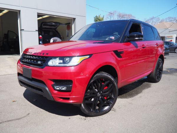 2017 Land Rover Range Rover Sport in Lexington, MA