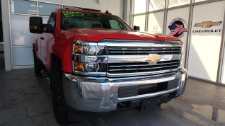 2016 Chevrolet Silverado 3500hd Work Truck Regular Cab Long Box 4wd Srw For In East