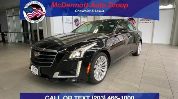 2016 Cadillac CTS in East Haven, CT