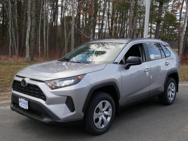 2020 Toyota RAV4 in Hanover, MA
