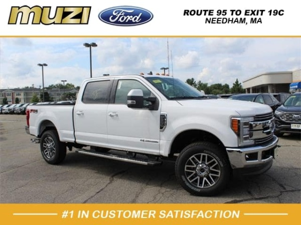 2019 Ford Super Duty F-350 in Needham Heights, MA