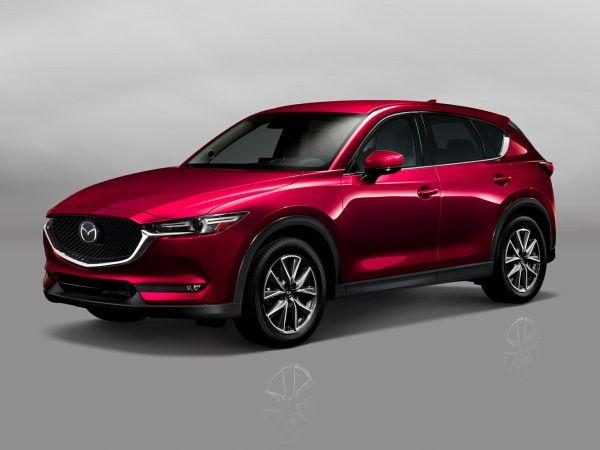 2020 Mazda CX-5 in Shrewsbury, MA