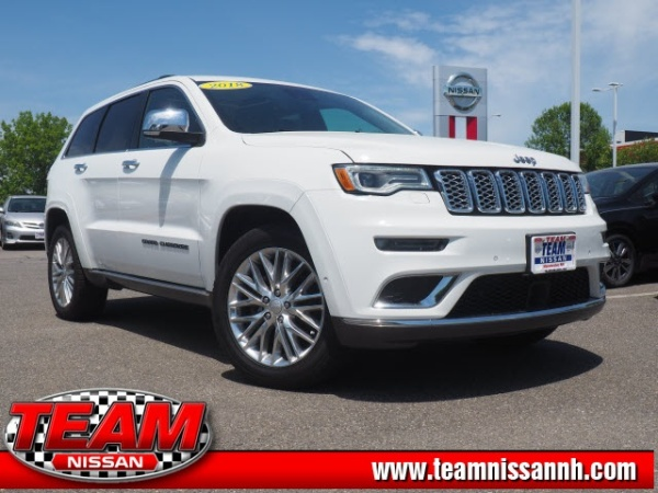 2018 Jeep Grand Cherokee in Manchester, NH