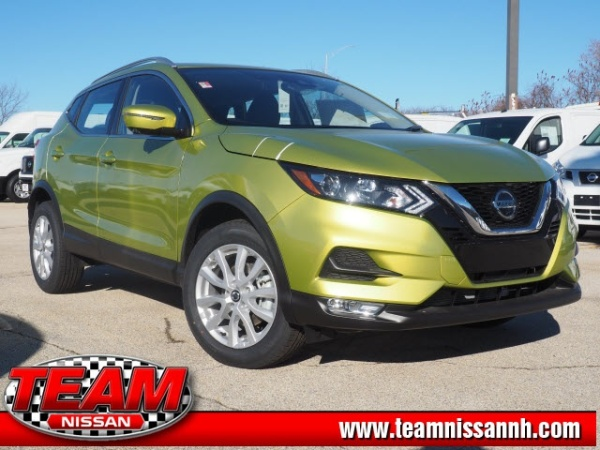 2020 Nissan Rogue Sport in Manchester, NH