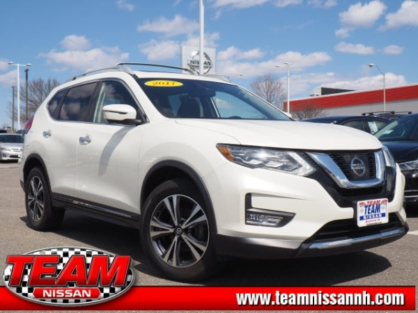 2017 Nissan Rogue in Manchester, NH