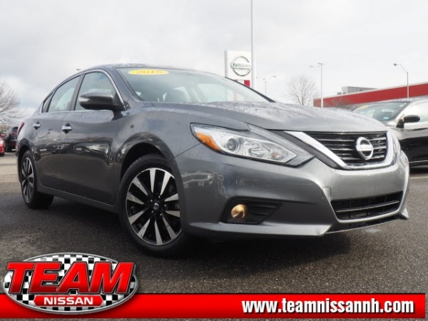 2018 Nissan Altima in Manchester, NH