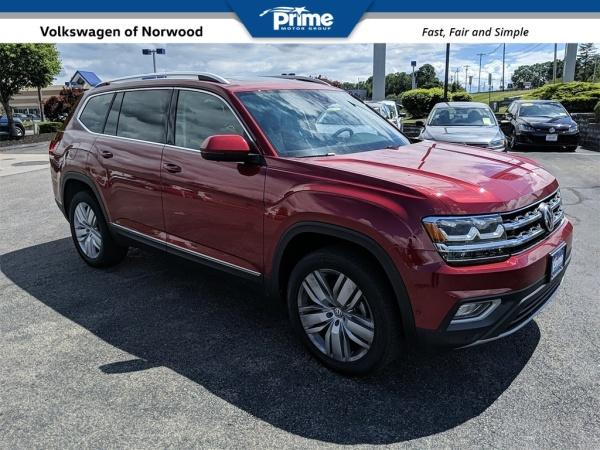 2019 Volkswagen Atlas in Norwood, MA