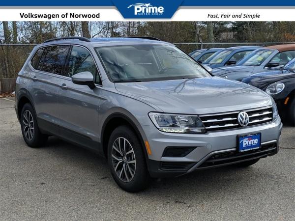 2019 Volkswagen Tiguan in Norwood, MA