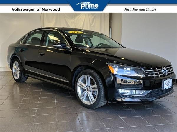 2014 Volkswagen Passat in Norwood, MA