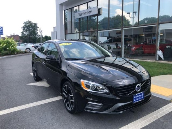 2018 Volvo S60 T5 Dynamic AWD For Sale in Wellesley, MA ...