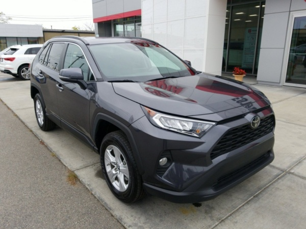 2019 Toyota RAV4 in Westborough, MA