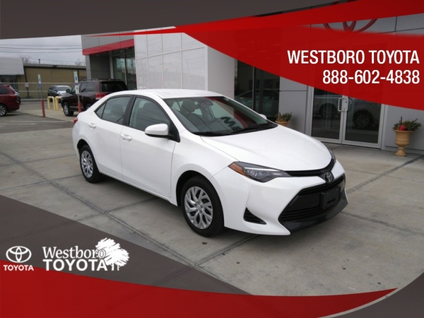 2019 Toyota Corolla in Westborough, MA