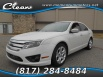 2010 Ford Fusion SE FWD for Sale in North Richland Hills, TX