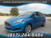 2016 Ford Fiesta SE Sedan for Sale in North Richland Hills, TX