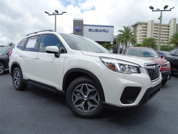 2020 Subaru Forester in Pompano Beach, FL