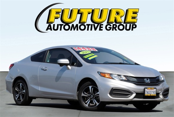 2015 Honda Civic in Yuba City, CA