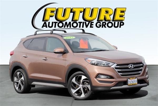 2017 Hyundai Tucson in Yuba City, CA