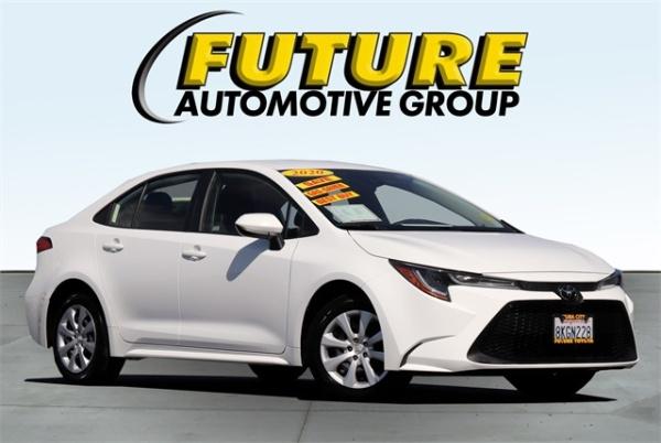 2020 Toyota Corolla in Yuba City, CA