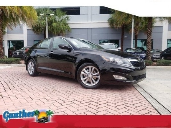 2013 Kia Optima in Daytona Beach, FL