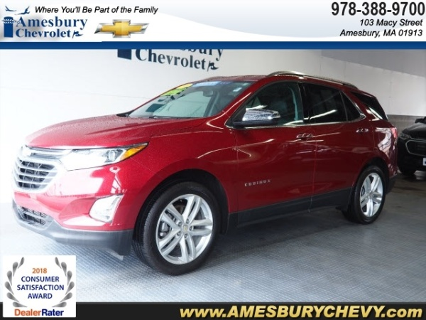2019 Chevrolet Equinox in Amesbury, MA