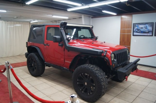 2008 Jeep Wrangler in Charlotte, NC