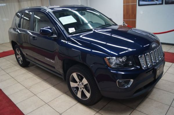 2016 Jeep Compass in Charlotte, NC