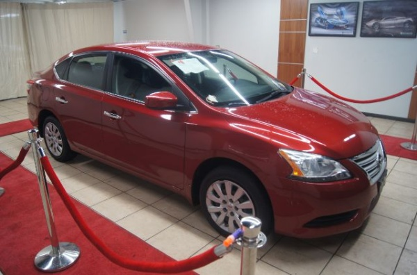 2014 Nissan Sentra in Charlotte, NC