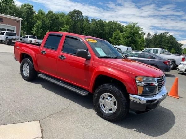 2007 GMC Canyon in Charlotte, NC