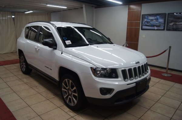 2017 Jeep Compass in Charlotte, NC