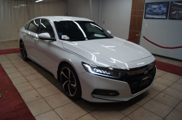 2019 Honda Accord in Charlotte, NC
