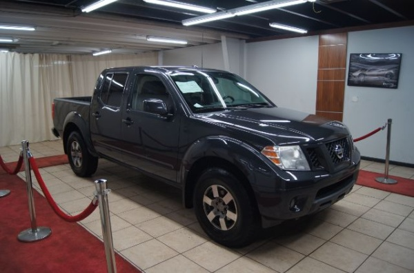 2011 Nissan Frontier in Charlotte, NC
