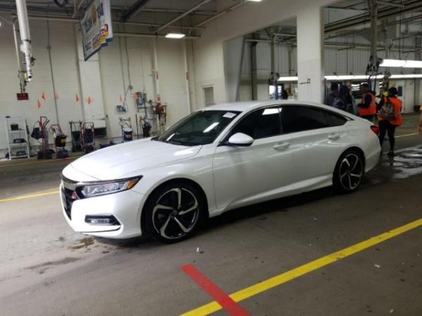 2018 Honda Accord in Charlotte, NC