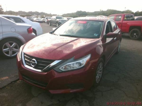 2017 Nissan Altima