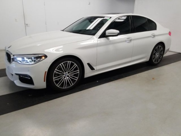 2017 BMW 5 Series in Charlotte, NC
